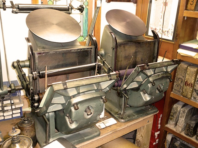 Table Top Printing Presses
