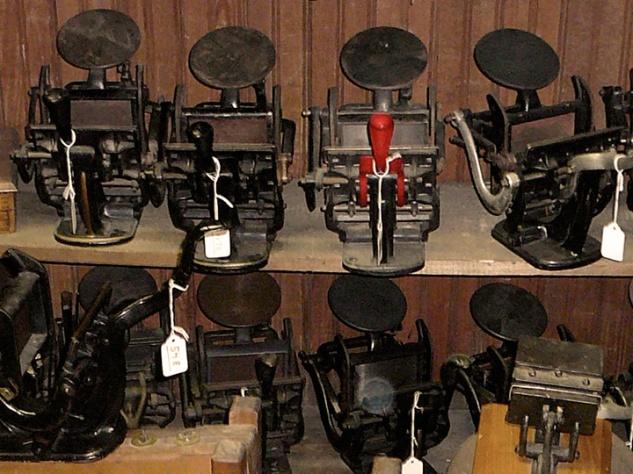 Miniature Presses